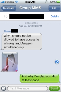 Shane's text for blog