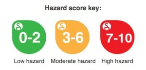 hazard scale copy